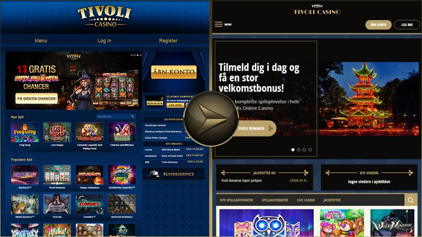 Tivoli Casino Dk